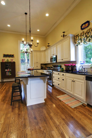 Stratton Ave - Traditional - Kitchen - nashville - by ...
