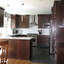 Streamlined Kitchen