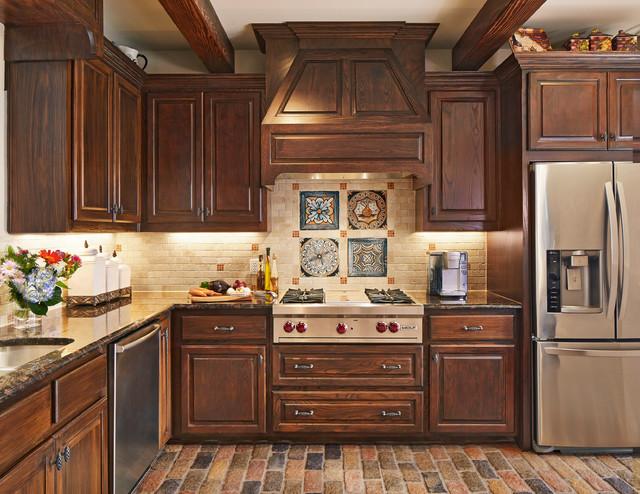 Http Www Houzz Com Photos 8454677 Strong Carrollton Tx Kitchen Design Remodel Mediterranean Kitchen Dallas