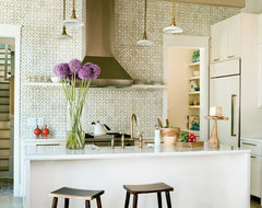 Structures Building Company eclectic kitchen