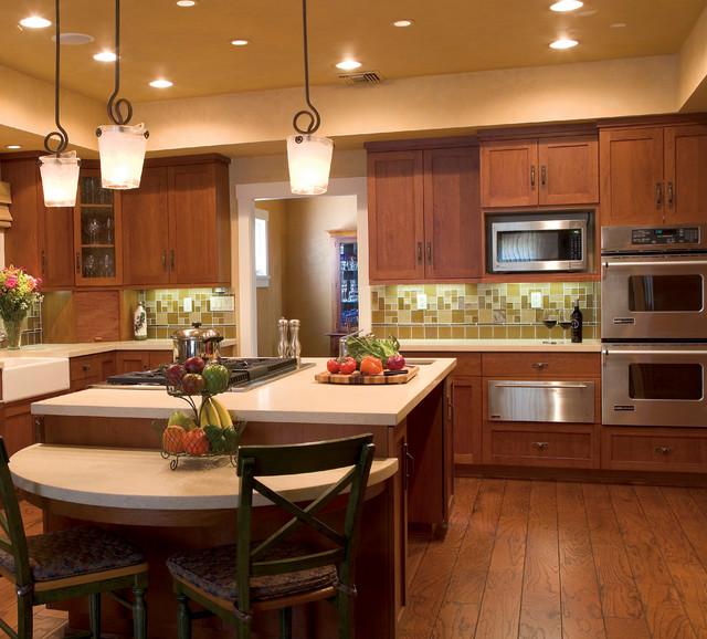 Studio 121 transitional-kitchen