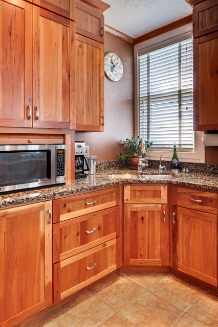 rustic cherry kitchen cabinets studio apartment remodel rustic cherry traditional 25737
