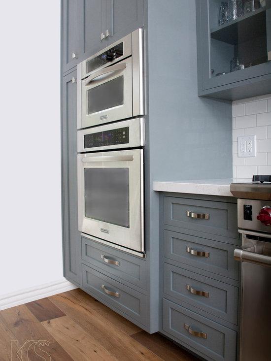 21,236 gray blue paint color Kitchen Design Photos