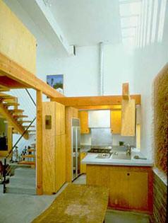 Studio EA | David Hertz Architects Inc. modern-kitchen
