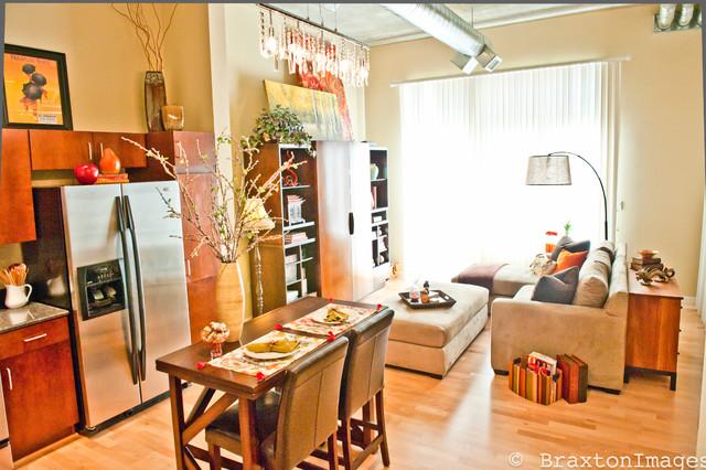 Studio traditional-kitchen