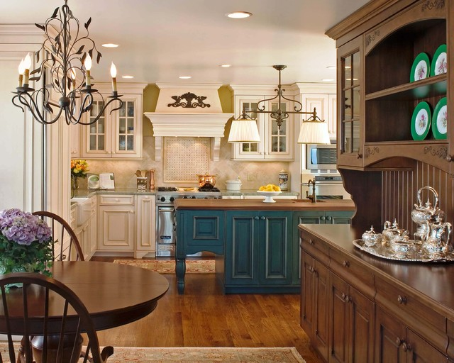Studio Stratton Inc Traditional Kitchen
