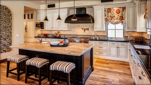 Stunning Custom Cabinetry Farmhouse Kitchen Phoenix By Scottsdale Design Center