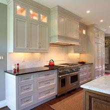 Stunning Elmwood Fine Custom Cabinetry Kitchen