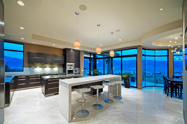 Esempio di una cucina moderna