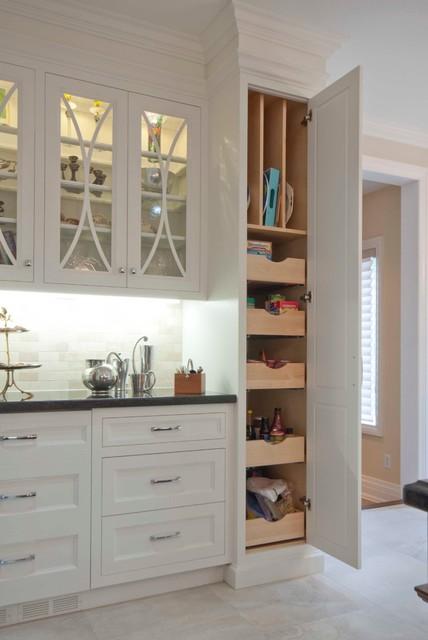 stunning Thornhill renovation traditional-kitchen