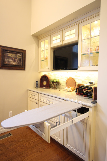 Style and Storage - Sterling Heights, MI traditional-kitchen