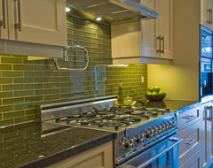 Style at the Beach eclectic-kitchen