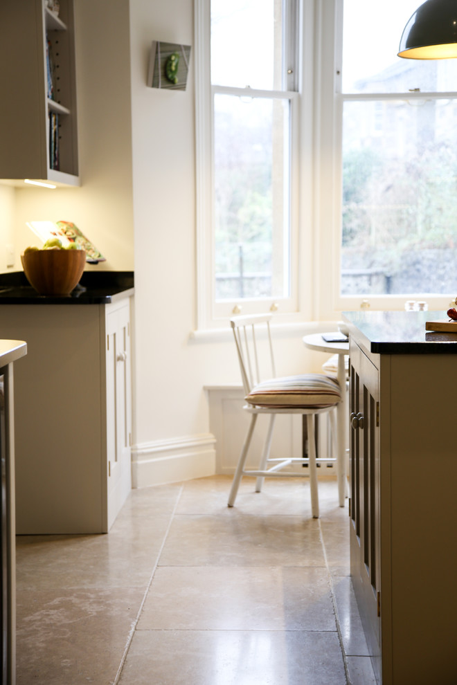 Kitchen - traditional kitchen idea in Other