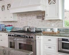Stylish Work Space contemporary-kitchen