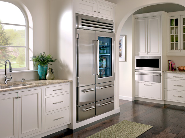 Sub Zero 48 Quot Stainless Side By Side Refrigerator Freezer