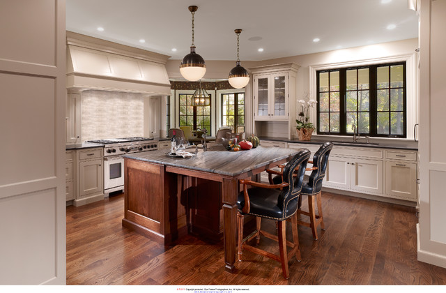 Sub-Zero & Wolf Kitchen Design Contest Baltimore/Washington 1st Place traditional-kitchen