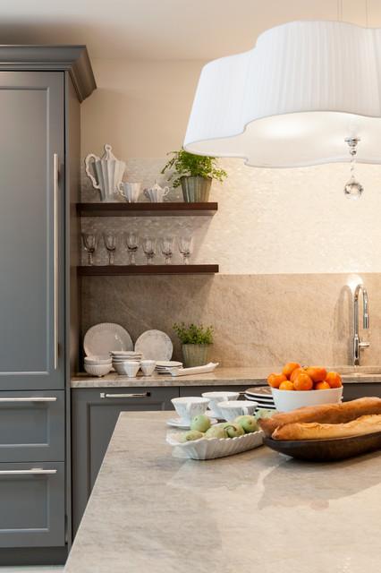 Sub-Zero & Wolf Kitchen Design Contest Baltimore/Washington 4th Place contemporary-kitchen
