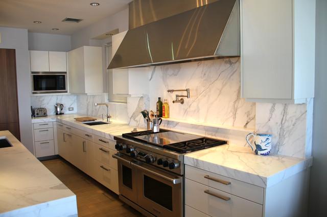 Sub-Zero & Wolf Kitchen Design Contest Philadelphia 1st Place contemporary-kitchen