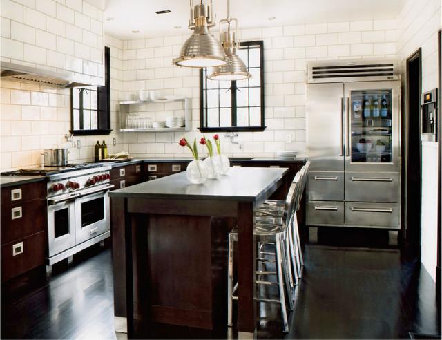 Sub-Zero and Wolf Kitchen Design Contest Winner - Traditional ...