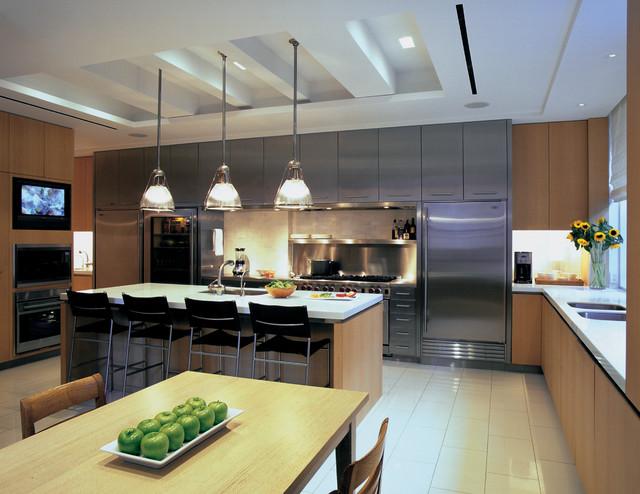 Sub-Zero and Wolf Kitchen Design Contest Winner contemporary-kitchen