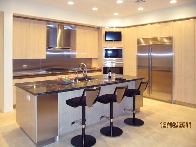 Sub zero wolf 2010 2012 kitchen design contest for Modern kitchen designs 2010