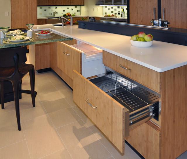 Sub-Zero Wolf 2010-2012 Kitchen Design Contest contemporary-kitchen