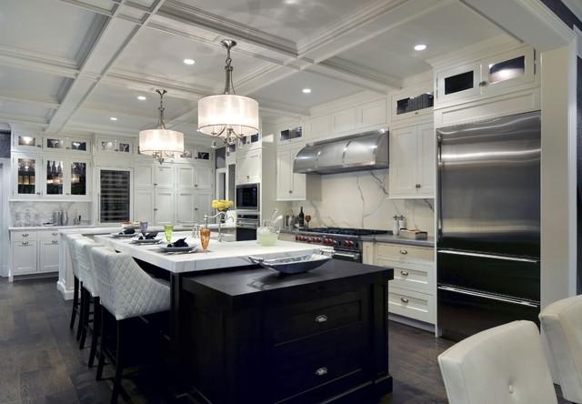 Sub zero wolf 2010 2012 kitchen design contest traditional kitchen new york by sub zero - Kitchen design competition ...