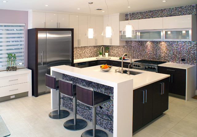 sub zero wolf 2010 2012 kitchen design contest modern kitchen new york by sub zero and. Black Bedroom Furniture Sets. Home Design Ideas