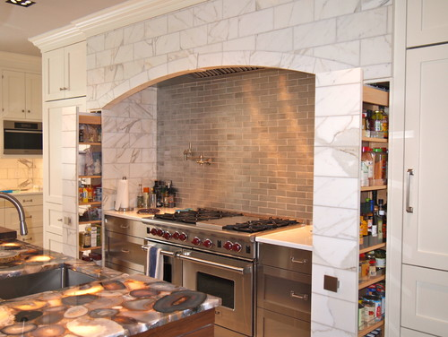 Most Beautiful Kitchen! What Tile Was Used On Backsplash? Thx.