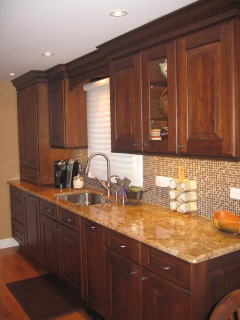 Sububran Remodel Lake Grove traditional-kitchen