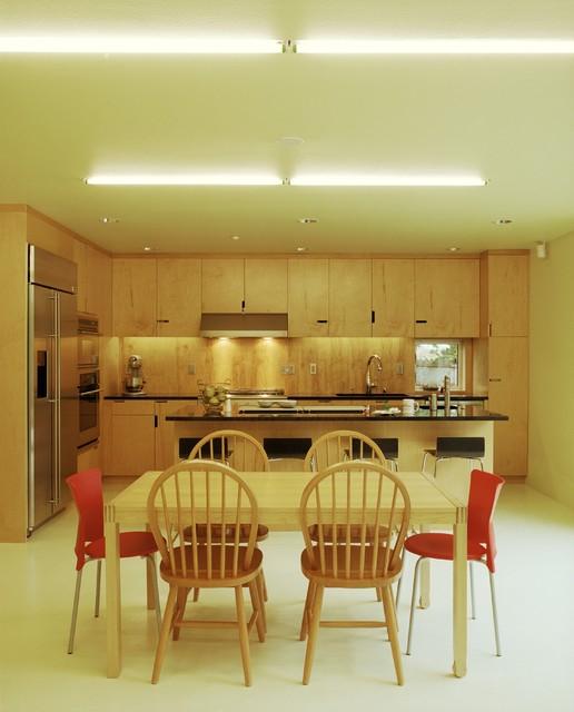 Modern Kitchen Cabinets Seattle: Suburban House