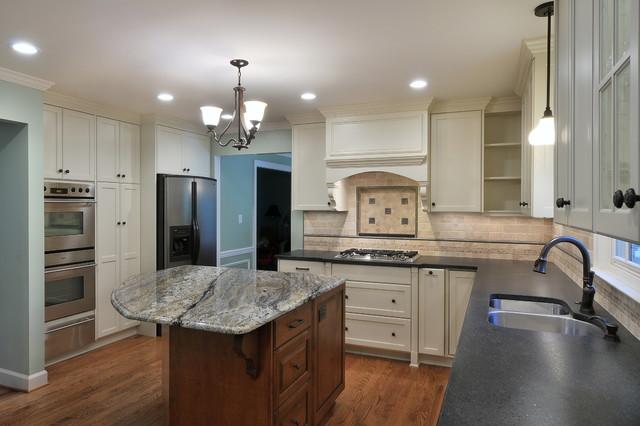 suburban kitchen traditional kitchen atlanta by innovative construction inc
