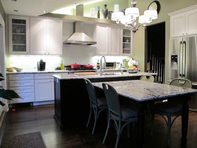 suburban kitchen contemporary-kitchen