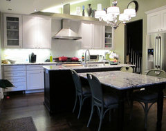 suburban kitchen contemporary-kitchen