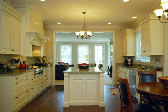 Suffield Birmingham Mi Traditional Kitchen Detroit By Studio Tanya Interior Design