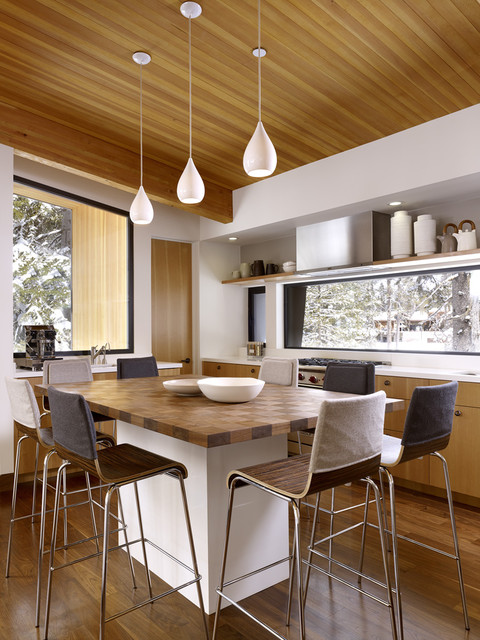 Sugar Bowl Residence modern kitchen