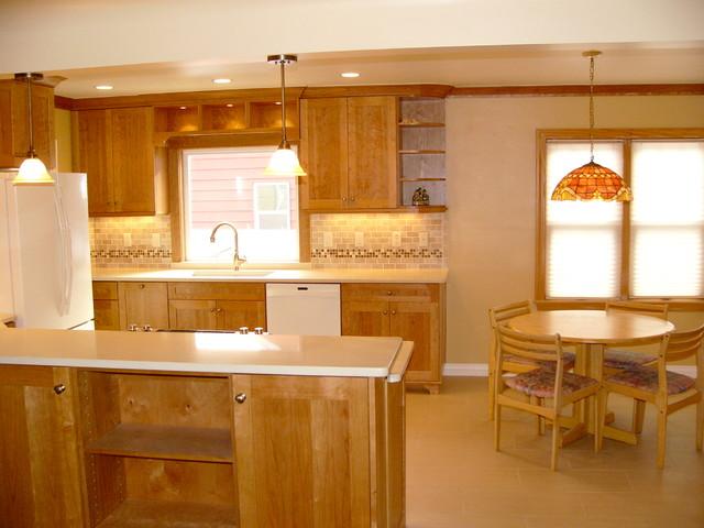 Sugarhouse Kitchen Remodel traditional-kitchen