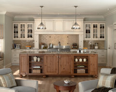Sullivan Kitchen transitional kitchen