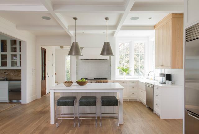 Sullivanu0027s Island On The Waterway   Kitchen Beach Style Kitchen