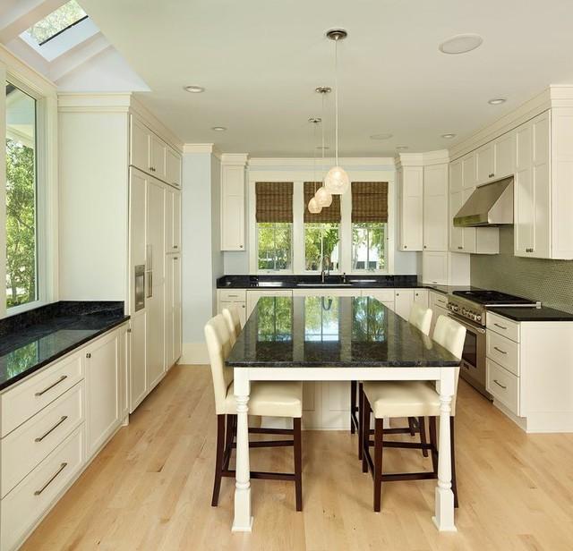 Sullivan's Island Renovation traditional-kitchen