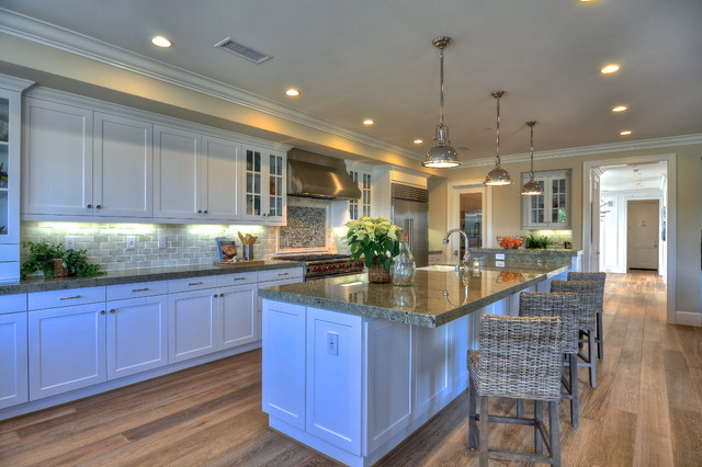 Summer house traditional kitchen orange county by for Architecture firms orange county