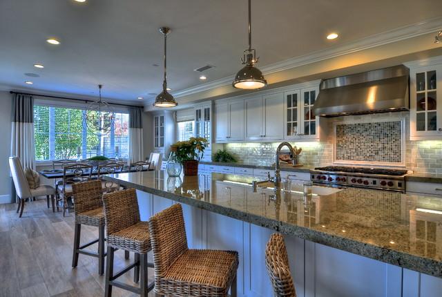 Summer house traditional kitchen orange county by details a design firm - Kitchen design orange county ...