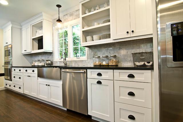 Summerfield Alpine - Transitional - Kitchen - Other - by Marsh ...