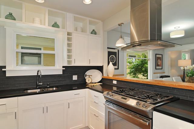 Summit contemporary-kitchen