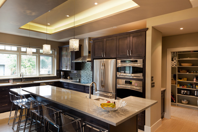 Modern Kitchen Modern Kitchen Edmonton By Habitat Studio Kitchen Design Ideas