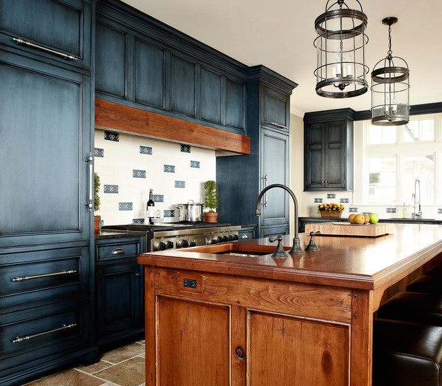 Kitchen Cabinets New York: Summit Residence