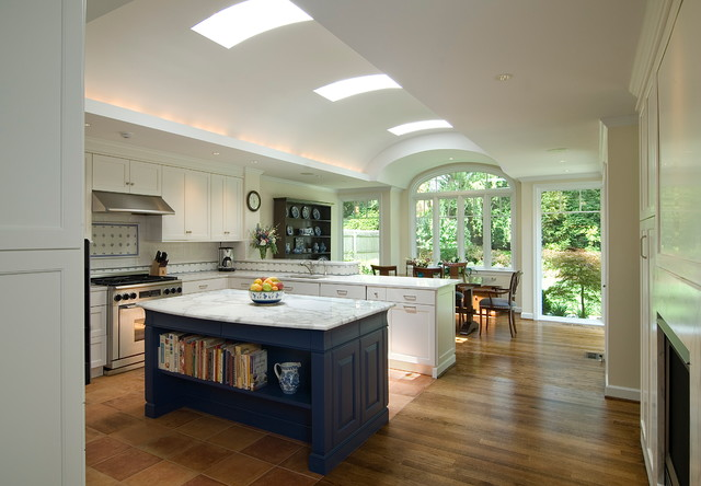 Sumner Whole Home Renovation traditional-kitchen