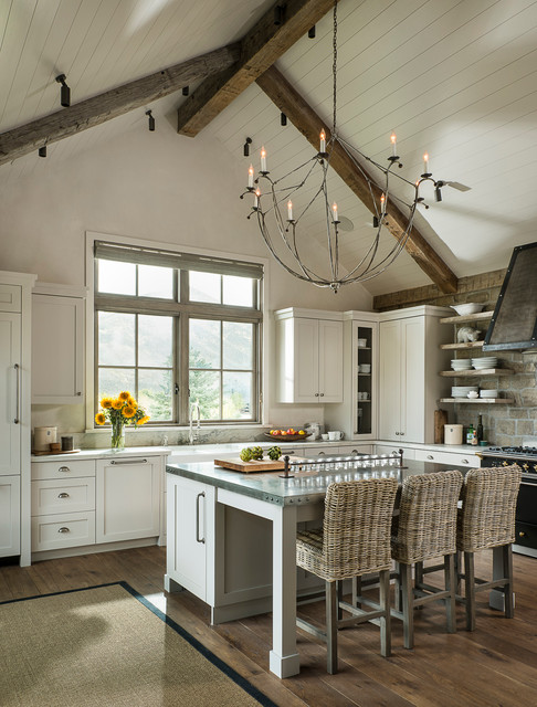 Sun Valley 2015 Rustic Kitchen Other By Five Star