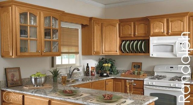 Sunco Transitional Kitchen