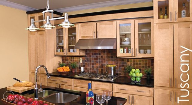 Sunco - Kitchen Cabinetry - new york - by Kabinet King USA Inc